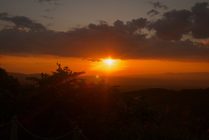 さよなら太陽の写真素材 [FYI00421234]