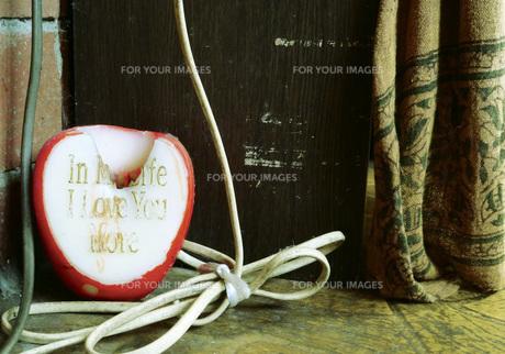 愛するりんごの素材 [FYI00421272]