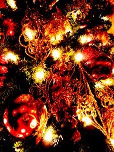 クリスマスの素材 [FYI00421287]