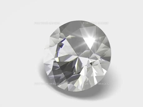 宝石(ダイヤモンド)の写真素材 [FYI00421289]