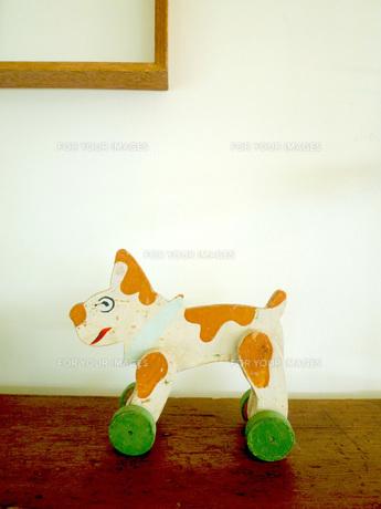 犬のおもちゃの写真素材 [FYI00421297]