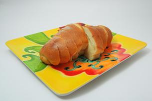 美味しそうな米粉パンの写真素材 [FYI00421369]