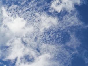 夏の雲の写真素材 [FYI00421389]