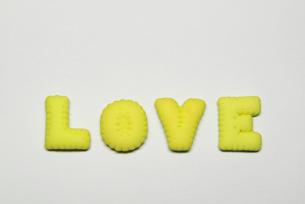 LOVEの写真素材 [FYI00421390]