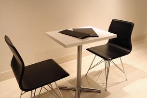 テーブルセットの写真素材 [FYI00421775]