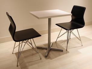 テーブルセット・シンプルの写真素材 [FYI00421782]