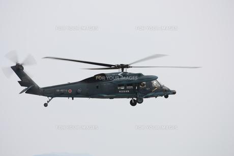 ヘリコプターの写真素材 [FYI00421834]