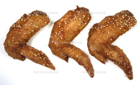 鶏の手羽先の素材 [FYI00422351]