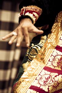 バリ島、寺院にての素材 [FYI00422471]