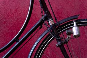 アンティークの自転車の素材 [FYI00422482]