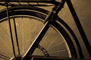 アンティークの自転車の素材 [FYI00422496]