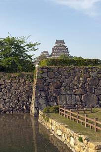 姫路城の写真素材 [FYI00422724]