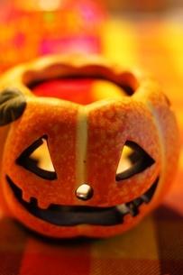 Jack-o'-lanternの写真素材 [FYI00422851]