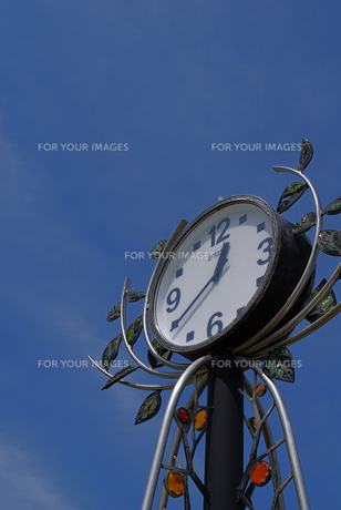 Time・・・の写真素材 [FYI00423143]