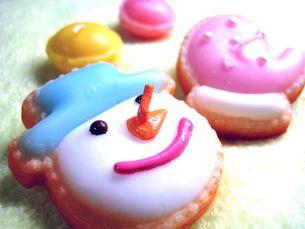 クッキーキャンドルの素材 [FYI00423151]