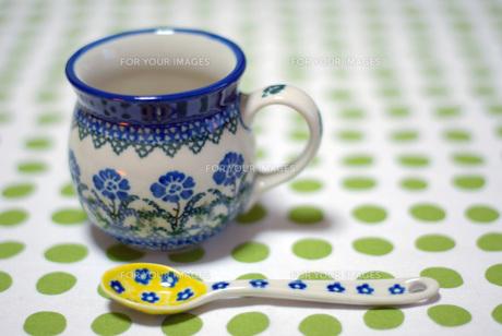 マグカップの写真素材 [FYI00423175]