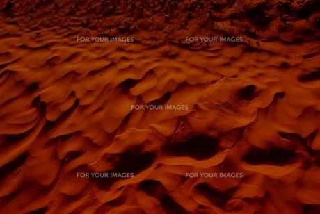 砂漠の砂の素材 [FYI00423632]