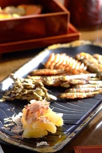 おせち料理の写真素材 [FYI00423833]
