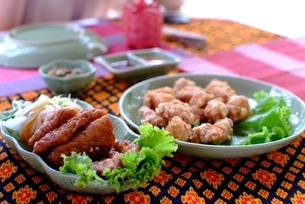 カンボジア料理の写真素材 [FYI00424170]