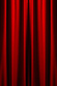 舞台の幕の写真素材 [FYI00424560]