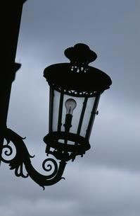 パリ街灯の写真素材 [FYI00424614]