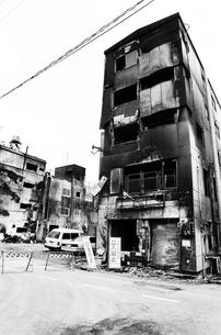 阪神淡路大震災の写真素材 [FYI00424636]