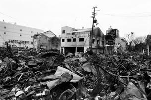 阪神淡路大震災の写真素材 [FYI00424638]