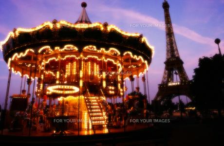 パリの写真素材 [FYI00424705]