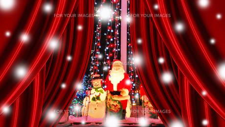 クリスマスの写真素材 [FYI00424852]