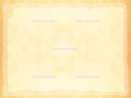 フレームと古紙の写真素材 [FYI00424866]