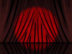 劇場の写真素材 [FYI00424930]