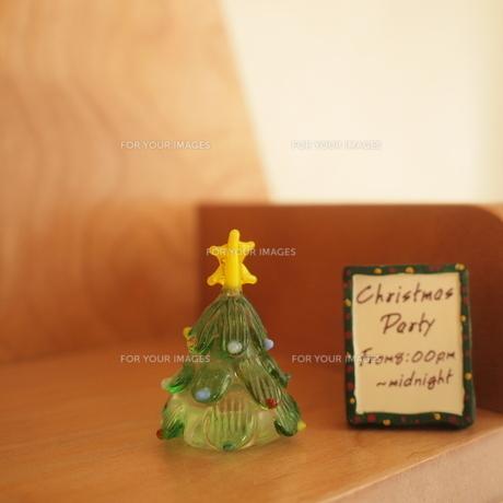 クリスマスパーティーの写真素材 [FYI00425066]
