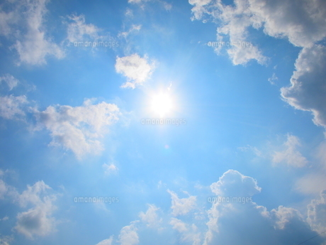 空の写真素材 [FYI00425082]