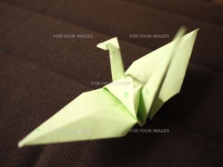 折り鶴の写真素材 [FYI00425116]
