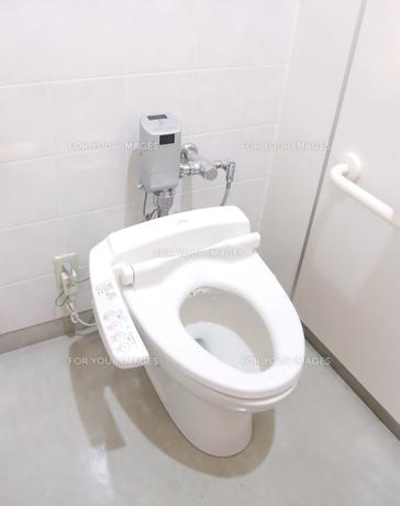 洋式トイレの素材 [FYI00425353]