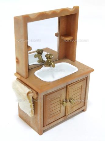 洗面台の写真素材 [FYI00425381]