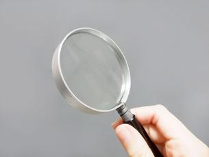 虫眼鏡の素材 [FYI00425396]
