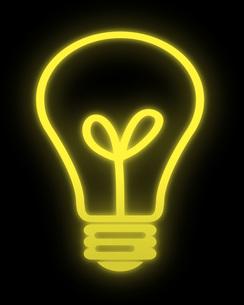 電球の素材 [FYI00425410]