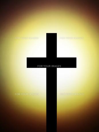 十字架の写真素材 [FYI00425433]