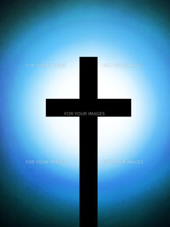 十字架の写真素材 [FYI00425453]
