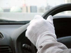 車の運転の写真素材 [FYI00425513]