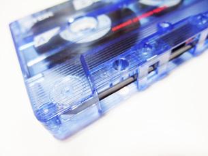 カセットテープの写真素材 [FYI00425515]