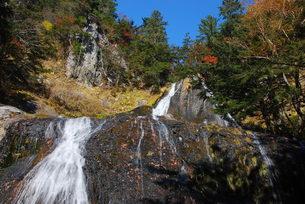 三本滝の写真素材 [FYI00425617]