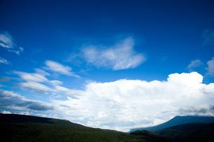 夏の雲の素材 [FYI00425900]