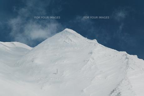 雪山の素材 [FYI00426074]