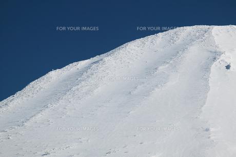 雪山の素材 [FYI00426086]