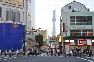 487〜浅草より〜の写真素材 [FYI00426306]