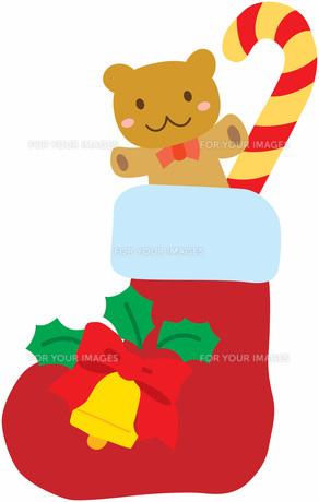 クリスマスプレゼントの写真素材 [FYI00427392]