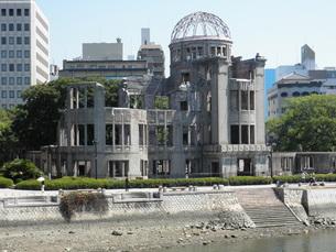 原爆ドームの写真素材 [FYI00427755]
