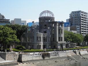 原爆ドームの写真素材 [FYI00427757]